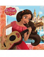 20 stk servietter med Elena fra Avalor™