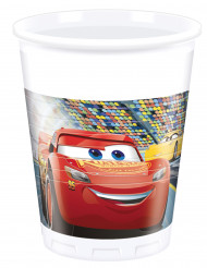 8 Plastikkrus 200ml Cars 3™