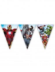 Guirlande med faner Mighty Avengers™