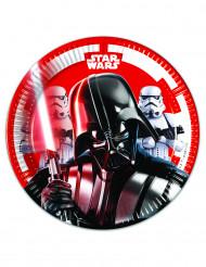 Tallerkener 8 stk. Star Wars Final Battle™