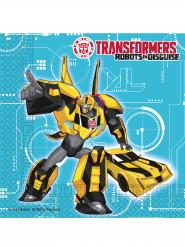 20 stk Transformers RId™ servietter