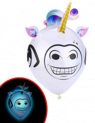 Ballon LED unicorn Illooms®