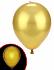 Ballon LED guld Illooms®