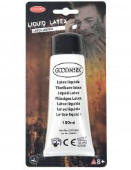 Sminke flydende latex hvid 100 ml