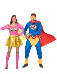 Parkostume superhelte til voksne