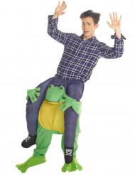 Kostume Carry Me Frø til voksne