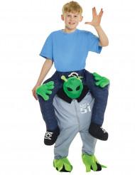 Kostume Carry Me Alien til børn