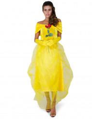 En smuk prinsessekjole til kvinder