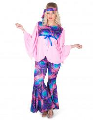 Kostume bohème hippie til kvinder
