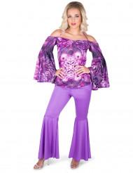 Kostume psykedelisk disco til kvinder