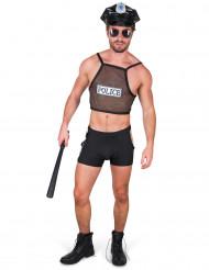 Kostume frækt politi til mænd