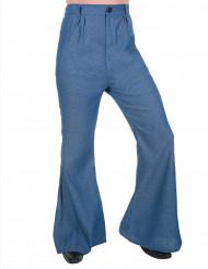 Disco bukser i jeans farve til mænd