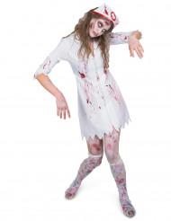 Kostume zombie sygeplejerske til kvinder