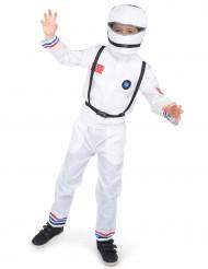 Kostume astronaut til børn