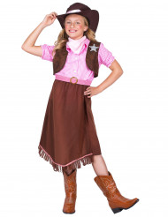 Kostume Sherif til piger