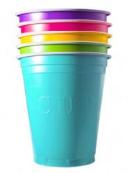 20 Amerikanske  Original Cup Summer 53 cl flerfarvet