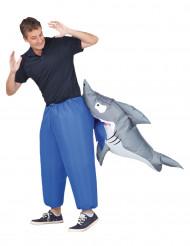 Kostume oppustelig haj voksne