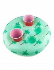 2 kopholdere med palmer 46 cm