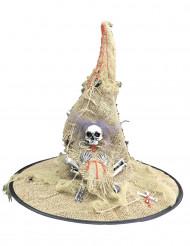 Hat Halloween hessian voksen Halloween
