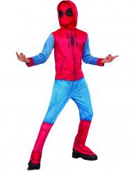 Kostume Spiderman™ Homecoming med overtræksstøvler