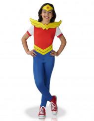 Kostume Wonder Woman™ - Superhero Girls™ til piger