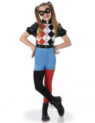Kostume Harley Quinn™ - Superhero Girls til piger