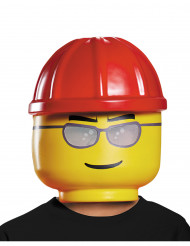 Maske byggearbejder LEGO® til børn