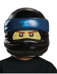 Maske Jay Ninjago® LEGO® til børn - fra filmen