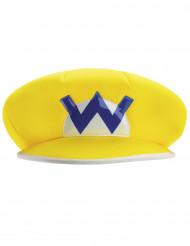 Kasket Wario Nintendo® til børn