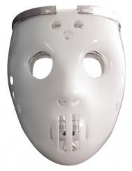 2 i 1 Halloween hockey maske til voksne