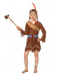 Kostume indianer prinsesse til piger