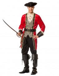 Kostume royal pirat til voksne