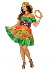 Kostume farverig boheme til kvinder