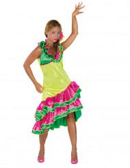 Kostume rumba danser gul til kvinder