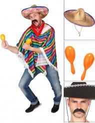 Kit mexicansk til voksne
