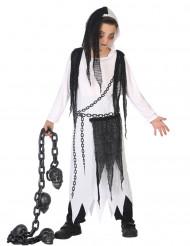 Kostume genfærd til drenge Halloween!