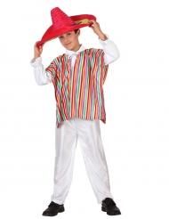 Kostume mexicansk dreng