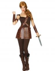 Kostume romersk gladiator til kvinder