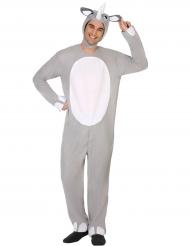 Kostume næsehorn til voksne