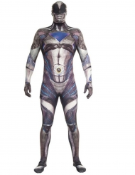 Kostume heldragt sort Power Rangers deluxe til voksne Morphsuits™
