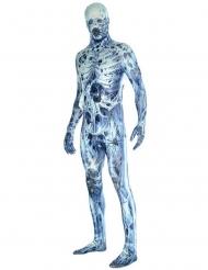 Kostume til mænd spindelvæv til voksne Morphsuits™ Halloween