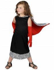 Kostume Cruella til piger