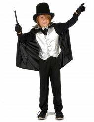 Kostume Tryllekunstner Sølv til drenge