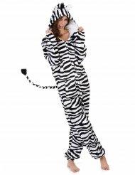 Kostume zebra til kvinder