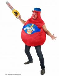 Kostume Orangina™ Rød flaske