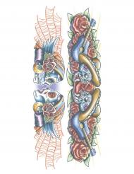 Midlertidig tatovering til kroppen sigøjner til voksne