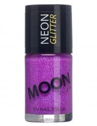 Neglelak violet med glimmer Moonglow©