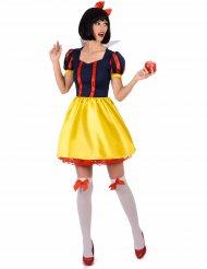 Kostume prinsessen med 7 dværge til kvinder