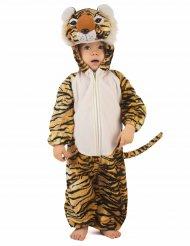 Deluxe tigerkostume til børn