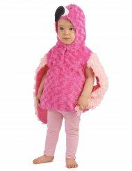 Pink flamingokostume til børn